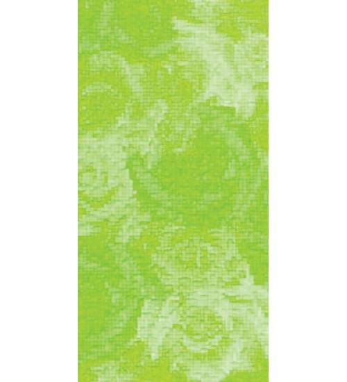 (16410057) Декор Фьюжн 19,8*39,8 салатовый