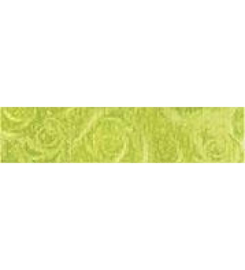 (15020566) Бордюр горизонт Фьюжн 4,5*19,8 салатовый