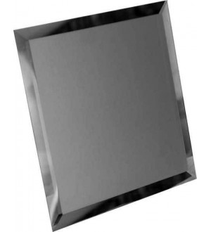 КЗГм1-01 Квадратная графитовая матовая плитка (18*18)
