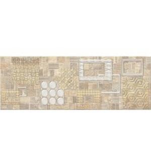 Декор Commesso Beige Geometria 251*709