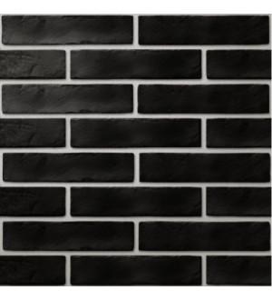 Brickstyle 250х60 Сорт 1 The Strand Чёрный 08С020 (0,48)