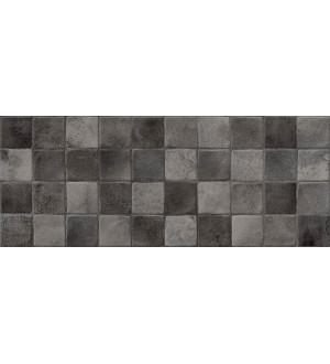 Керамическая плитка для стен Keros Mayolica Decorado Antracita 20x50