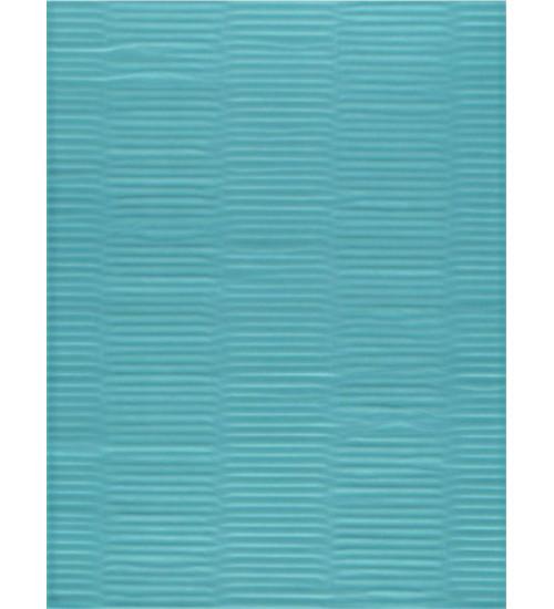 (10340113) Гольфстрим облиц пл. бирюзовый 25*33