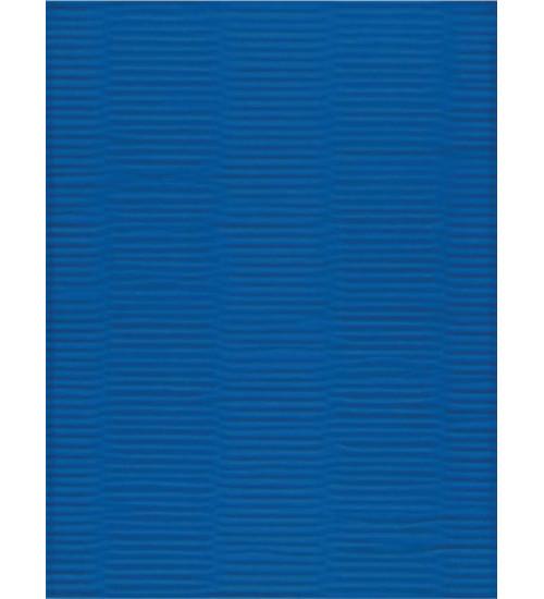 (10340114) Гольфстрим облиц пл. синий 25*33