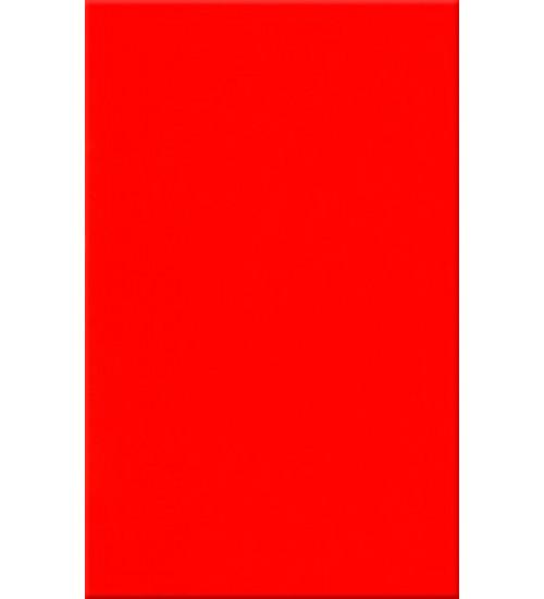 (120042) Моноколор облиц.пл. 25*40 красн