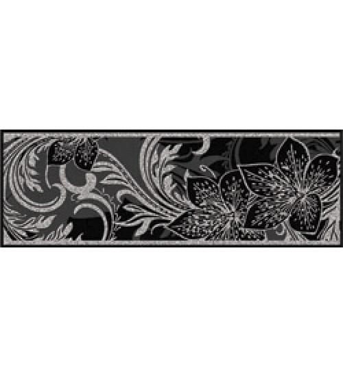 (15010047) Азур Фриз черный 8,5х25