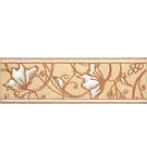 (15010070) Урарту цветы бордюр 8*25