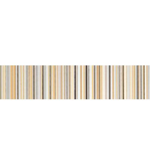 (15020527) Камила бордюр полоска бежевый 5,3*20