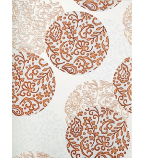 (16340081) Аврора декор оранж 25*33