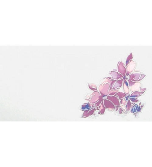 (16410049) Акварель декор 4 сиреневый 20*40