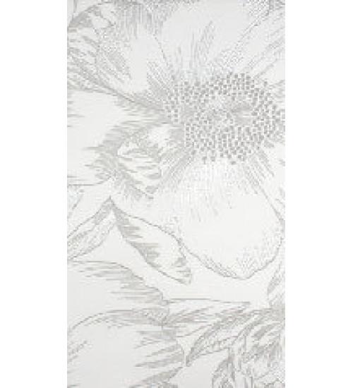 (1645-0069) ГОТЛАНД Орхидея декор белый 25х45