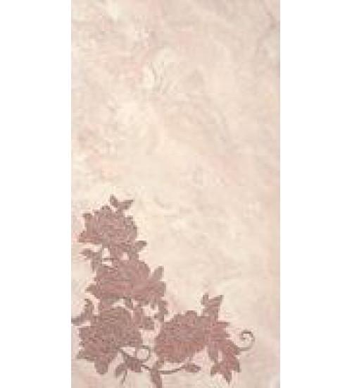 (16450038) Оникс Аирис декор розовый 25*45