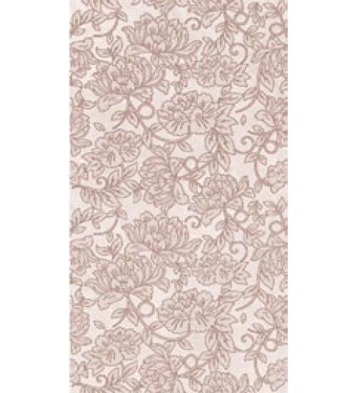 (16450039) Оникс Аирис декор розовый 25*45