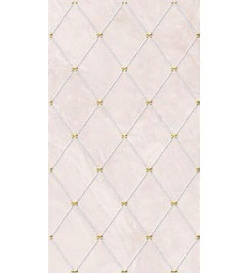 (16450040) Оникс Сенс декор розовый 25*45