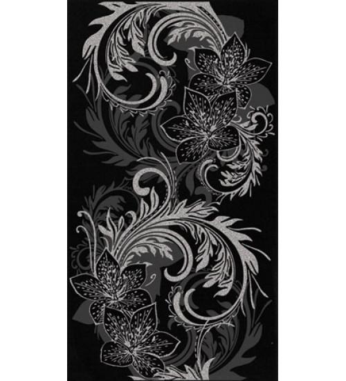 (16450049) Азур декор графит 25*45