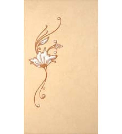 (16450065) Урарту цветы декор 1 25*45