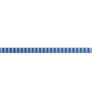 (173) Карандаш 20*1,4 Бисер голубой