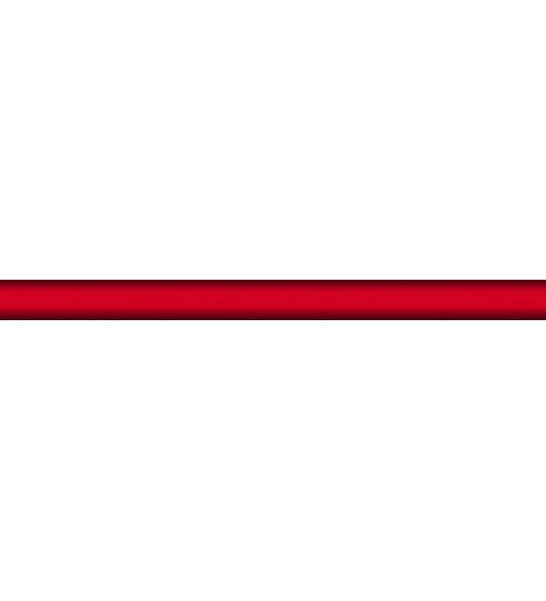 (191) Карандаш 20*1,5 алый