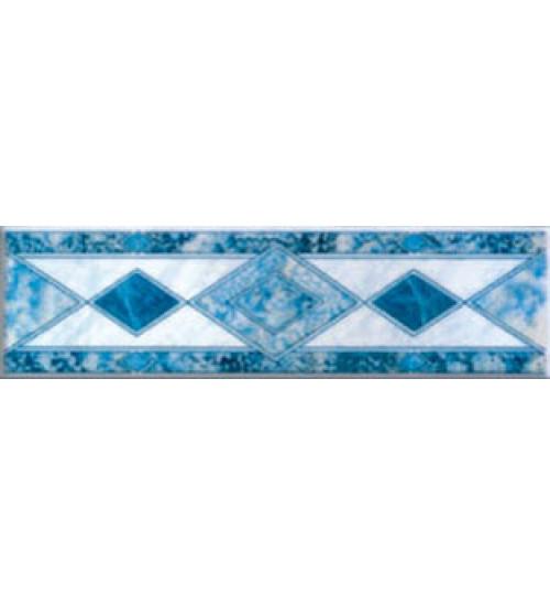 (220411) Ресса Бордюр 20*5,4 синий