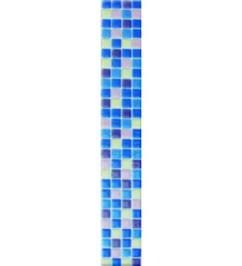 (262111) Корсика Бордюр 40*6,0 синий