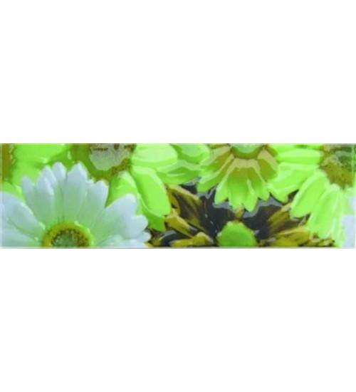 (271721) Парадис Бордюр 25*7,1 зеленый