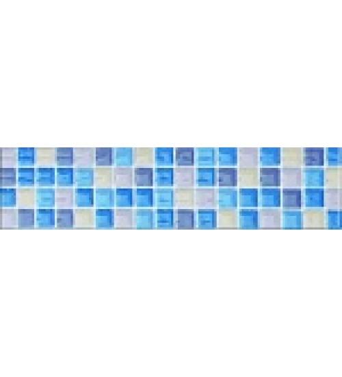 (272111) Корсика Бордюр 25*6,0 синий