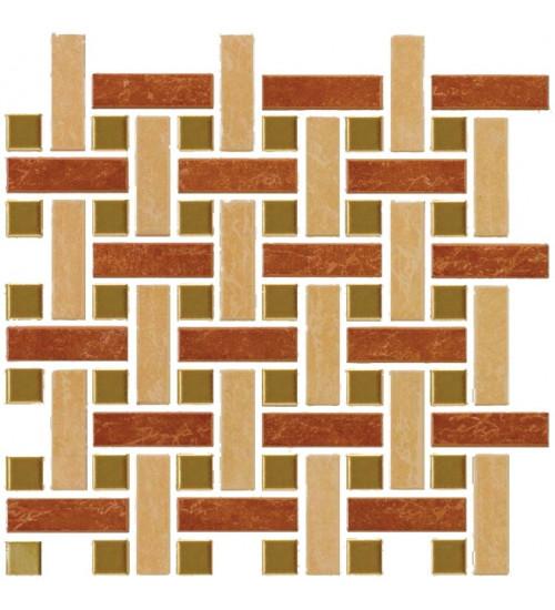(31000082) GDMAK004 (Литера) Верди мозаика 30*30