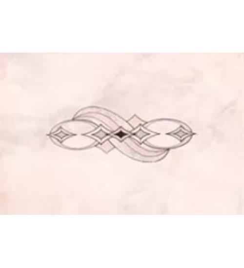 (310943) Таруса Декор 20*30 розовый