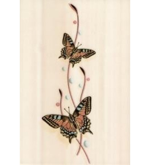 (311141) Ниагара Декор 20*30 розовый
