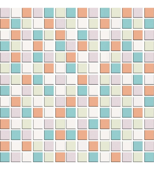 (31320040) Акварель Нега мозаика (многоцв) 30*30