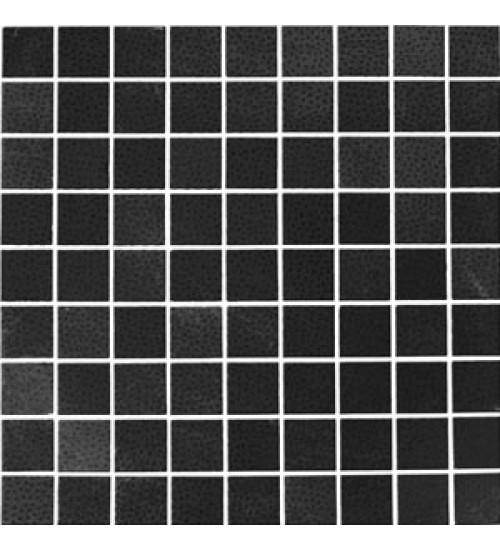 (31320044) Ирис мозаика черный 30*30