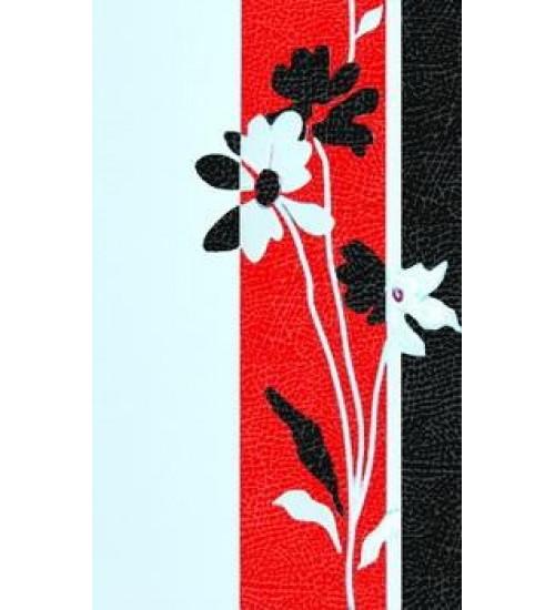(341541) Таурус Декор 25*40 красный