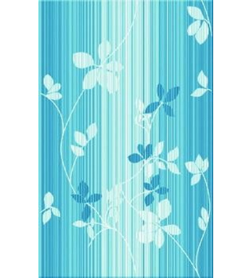 (341811) Флоранс Декор 25*40 синий