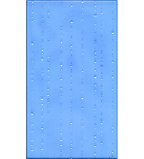 (342011/2) Бриз Декор 25*40 синий 1 капли целые