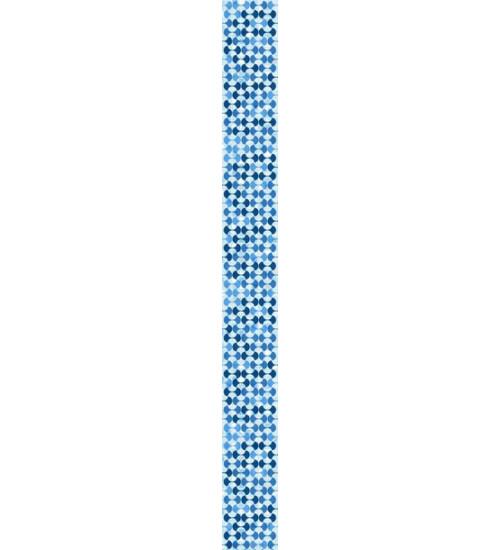 (56056403000) Бордюр Оригами 310*30 синий