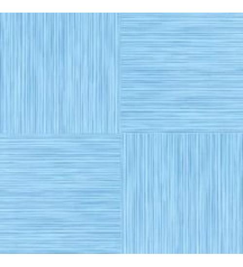 (720013) Моноколор КГ 33*33 синий глазур