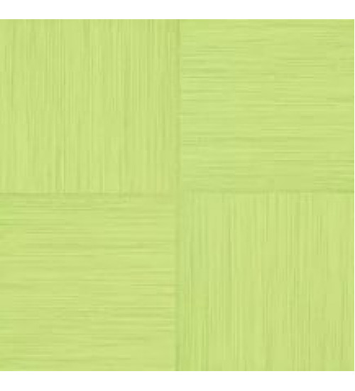 (720021) Моноколор КГ 33*33 зел глазур
