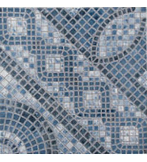 (723012) Мозаика Крит КГ 33*33 синий