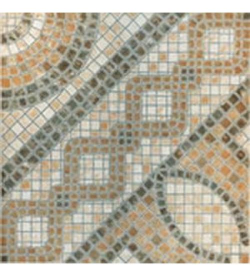 (723062) Мозаика Крит КГ 33*33 терракот