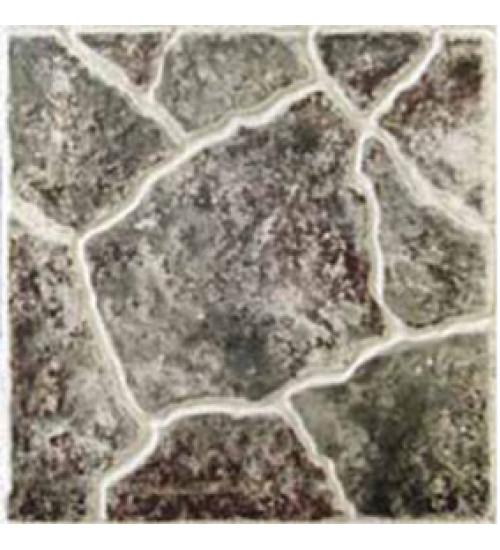 (723873) Родонит КГ 33*33 сер-кор глазур