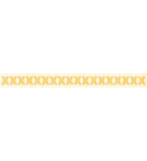 (86023197) Бордюр Ницца 40*400 желтый