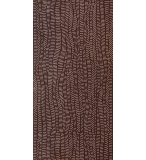 (DDRSE361) Дефиле розетка коричневая 30*60