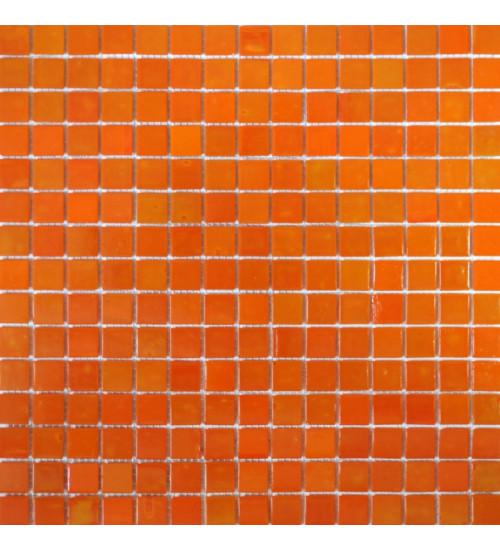 (GAR0K001) Чили мозаика 9,7*9,7 оранжевый (3*4)