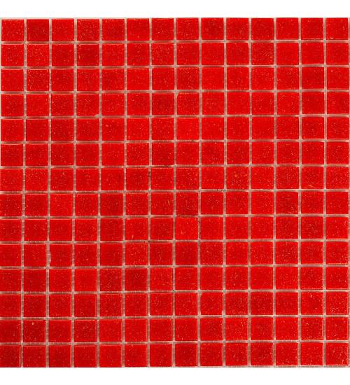 (GAR0K002) Чили мозаика 9,7*9,7 красный (3*4)