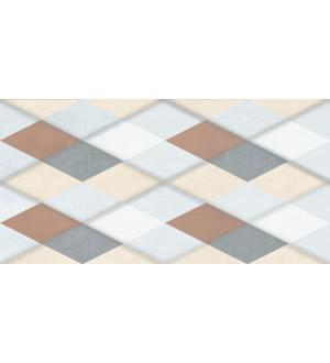 Rhombus Geo Mix WT9RGM15 Плитка настенная 249*500*8,5