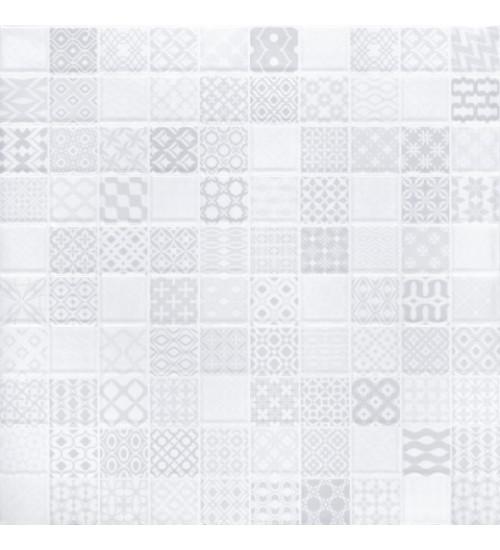 (5032-0274) ИНГРИД арт-мозаика гл. светлая 30х30