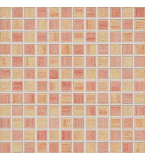 (GDM02053) Электра мозаика многоцв. кирпич 30*30