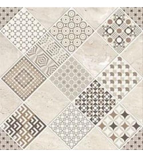 (732372) Силвер 45*45 серый.глазур