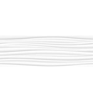 Облицовочная плитка Marella white wall 02 300х900