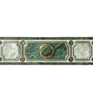 Бордюр Pietra 230*75 зел (20011)
